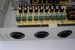 综合配电箱接线指导